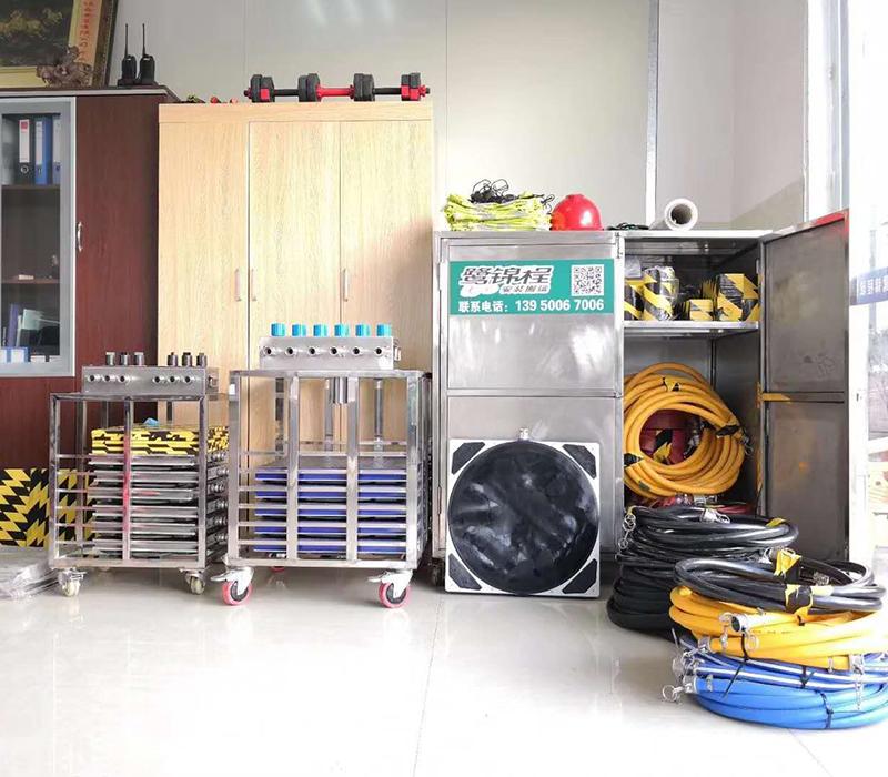 引购先进的安装搬运辅助工具