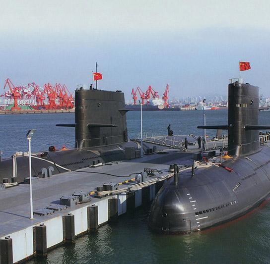 北海舰队青岛基地