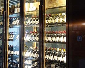 高档红酒展示柜
